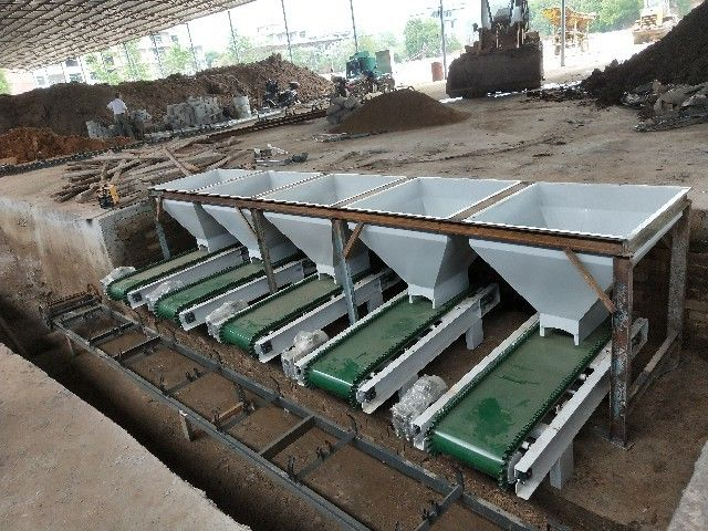 Automatic Belt Conveyor Scales Checkweigher Weighing Machine